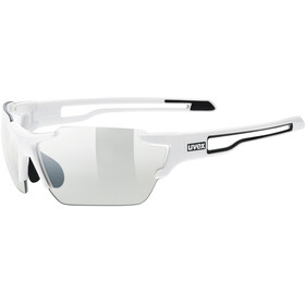 UVEX Sportstyle 803 V Sportglasses white/smoke